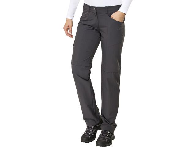 High Colorado Chur-2 Pantaloni Donna, anthracite